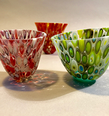 link to the Murrine Glass page