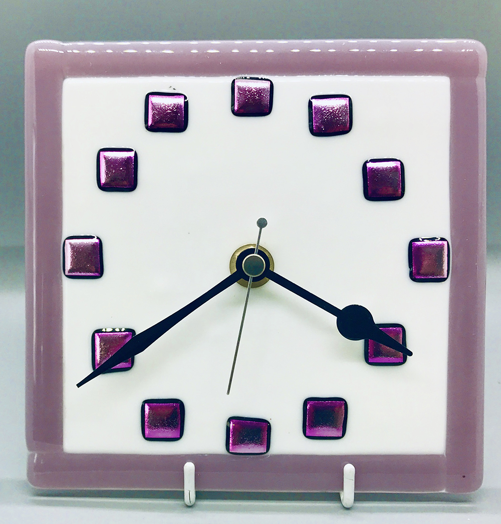 Round the clock - pink