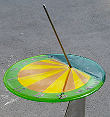 link to the Sundial page